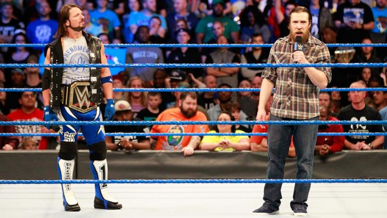 WWE Smackdown: The Shield lead a Raw invasion, Charlotte Flair wins title