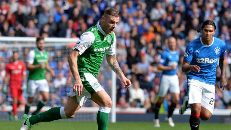Anthony Stokes has returned to the squad ahead of Saturday's game