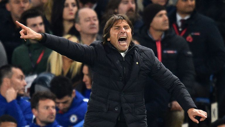 Chelsea are currently fourth in the Premier League, nine points off leaders Man City
