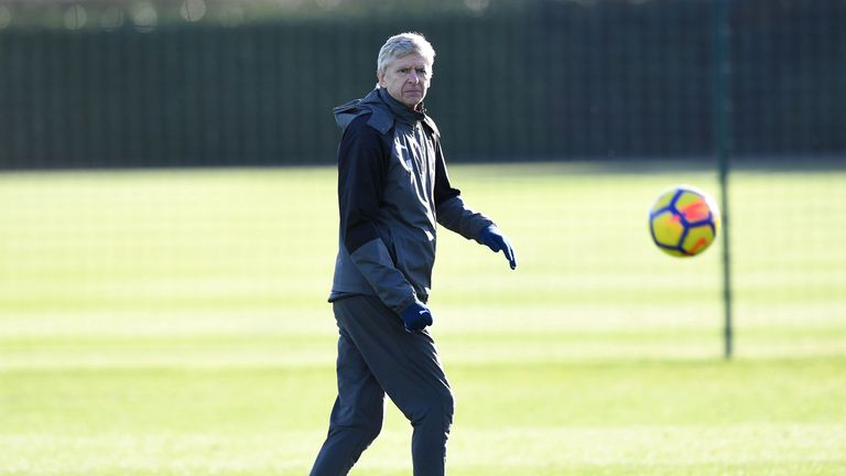 Wenger has praised the attitude of the players who are not picked every week