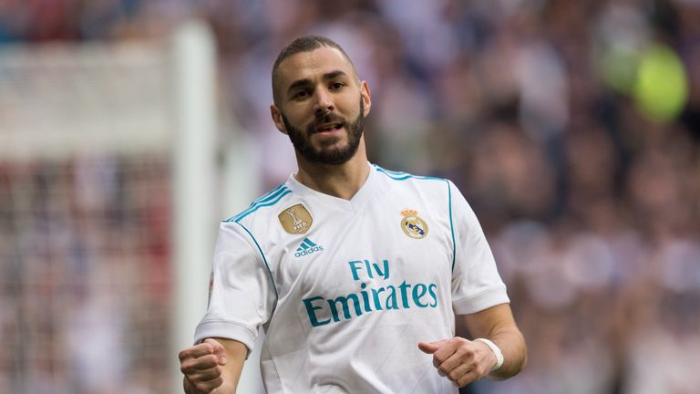 Could Karim Benzema be heading to the Premier League next season?