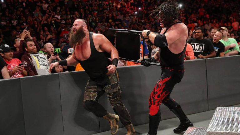 The Big Red Machine will face off against Brock Lesnar for the Universal title at the Royal Rumble