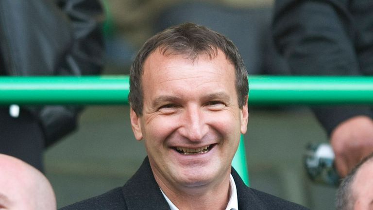 Former Hearts boss Csaba Laszlo is set to take over at Tannadice