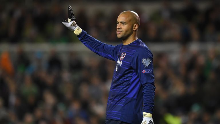 Darren Randolph admits he was surprised by the nature of Republic of Ireland's World Cup play-off exit.