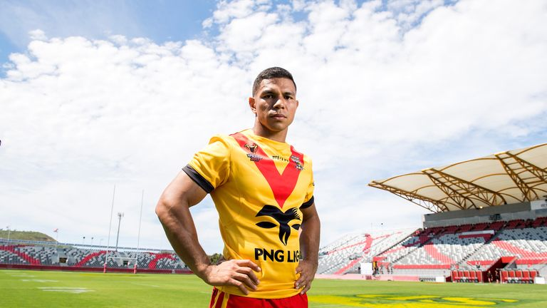 Papua New Guinea captain David Mead is expecting a fired-up England when the two sides meet on Sunday