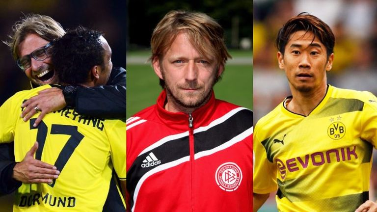 Arsenal's new head of recruitment, Sven Mislintat, earned the nickname 'Diamond Eye' during his time at Borussia Dortmund