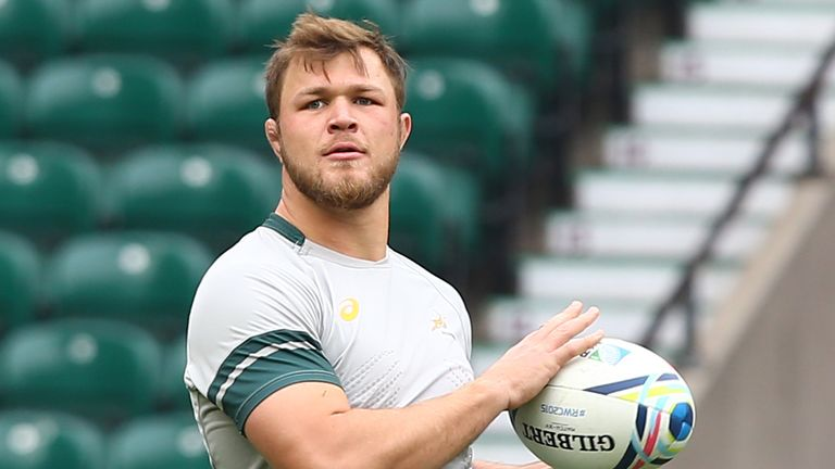 Vermeulen joins Bok squad in Paris