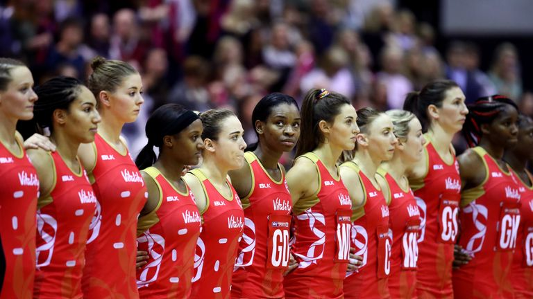 Neville has praised her squad as preparations continue towards the Commonwealth Games