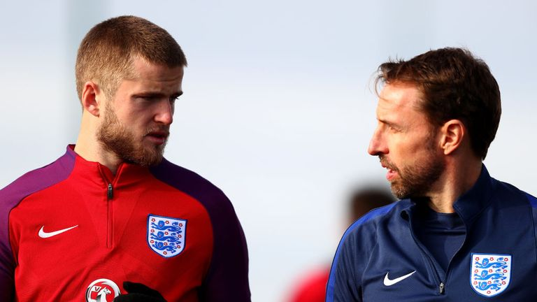 Southgate has been impressed by Dier's tactical understanding