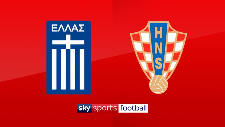 Greece 0-0 Croatia (1-4 on aggregate)