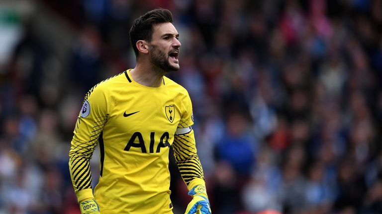 Tottenham, France captain Hugo Lloris out for at least two weeks