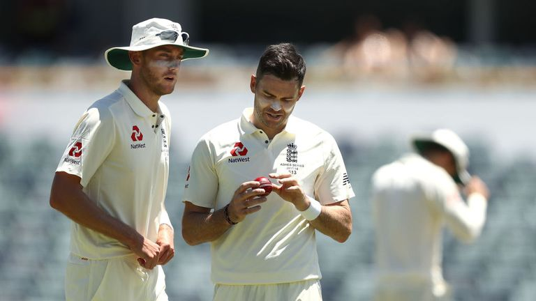 Broad and Jimmy Anderson will be hoping to fare better than they did on their last visit to Australia