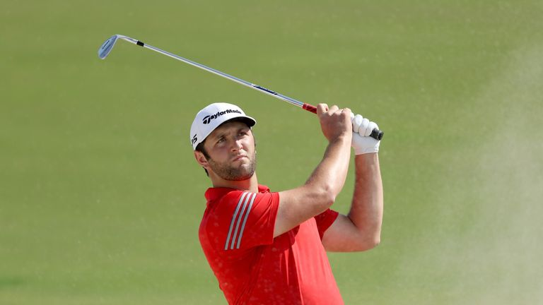 Rahm is the only two-time winner on the Rolex Series this year