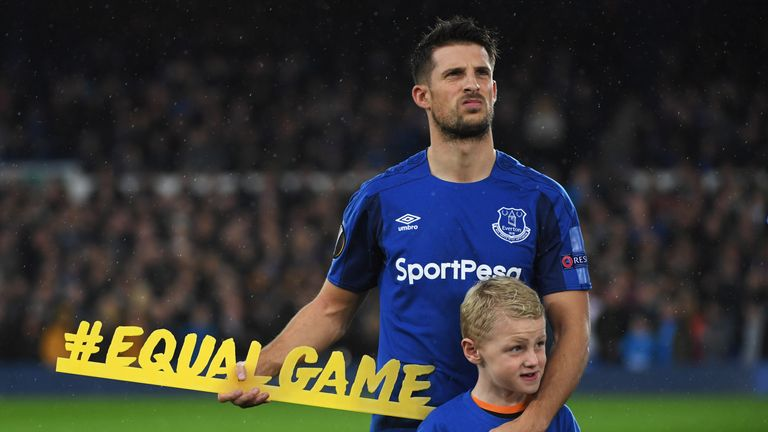 Kevin Mirallas has not played a Premier League game for Everton under manager Sam Allardyce