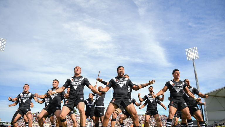 New Zealand face Fiji in the World Cup quarter-finals on Saturday knowing that the loser will be out of the running to be crowned world champions