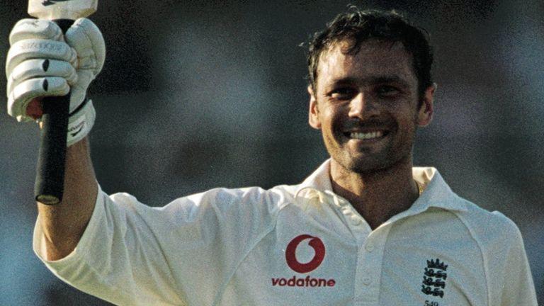 Mark Ramprakash averaged 42.40 against Australia - his overall Test average was 27.32