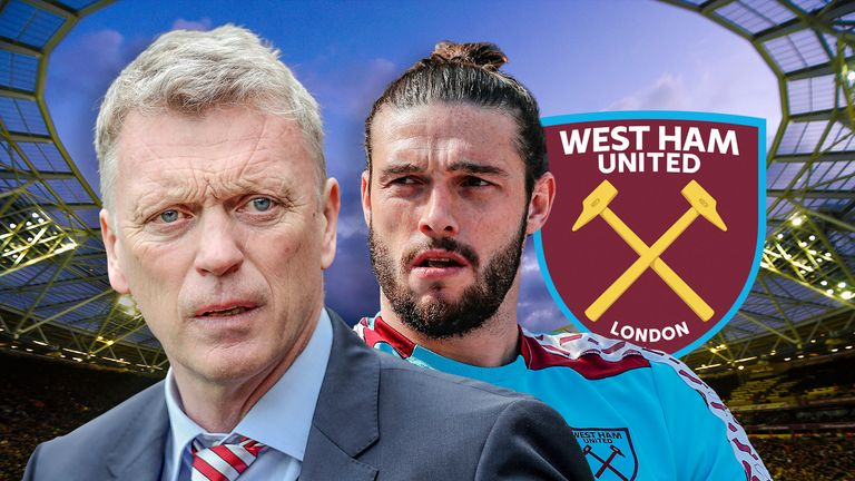 Could David Moyes and Andy Carroll be a match made in heaven for West Ham?