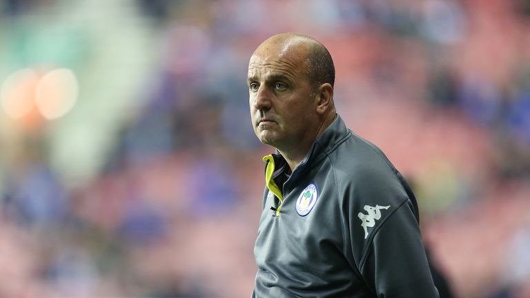 Wigan Athletic boss Paul Cook will lead his side to Fylde in the second round of the FA Cup