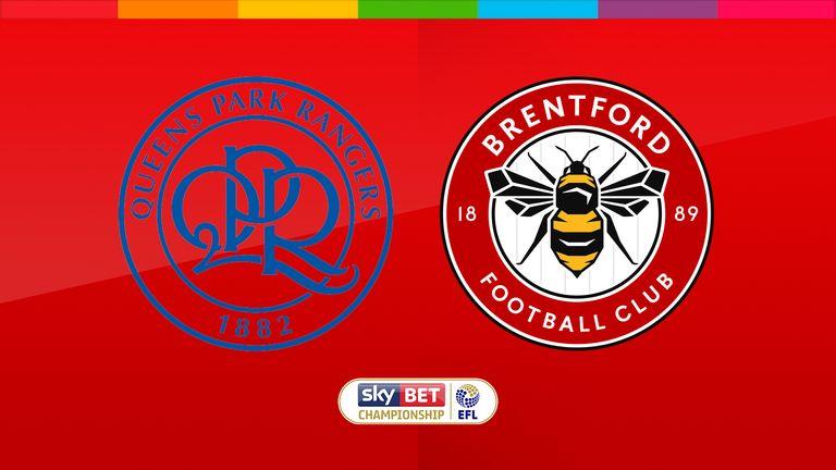 QPR v Brentford, live on Sky Sports Football on Monday evening