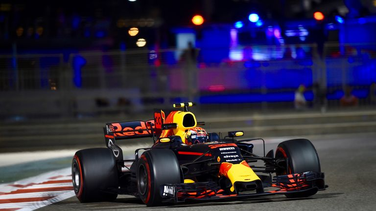 christian horner says red bull can challenge for f1 2018 titles with better engine and. Black Bedroom Furniture Sets. Home Design Ideas