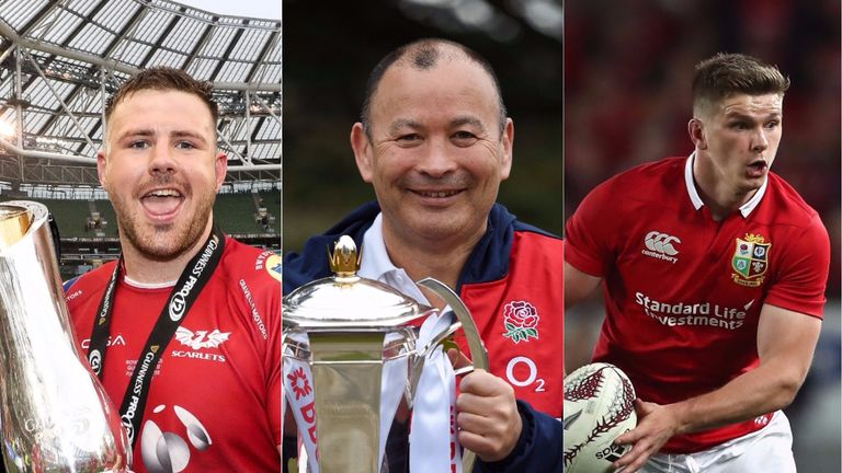 Have a go at our end of year rugby union quiz...