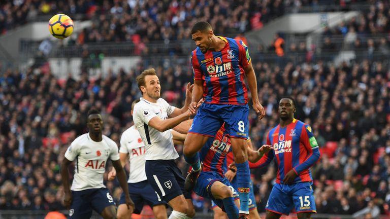 Loftus-Cheek is on loan at Crystal Palace