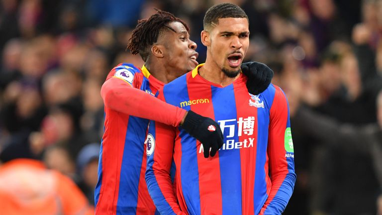 Ruben Loftus-Cheek has impressed in the Palace midfield this season