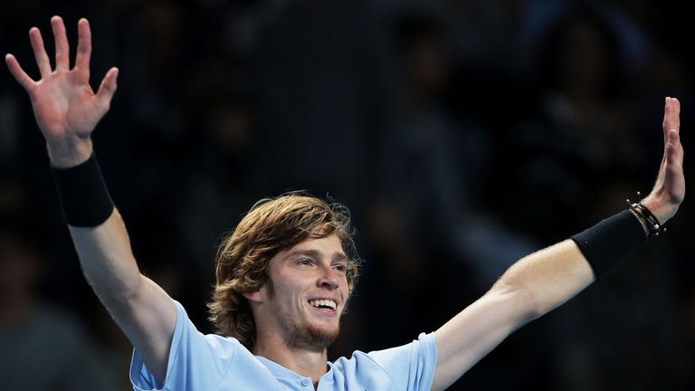 Will Andrey Rublev challenge in Melbourne?