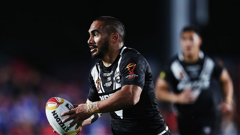 Thomas Leuluai has been dropped by David Kidwell