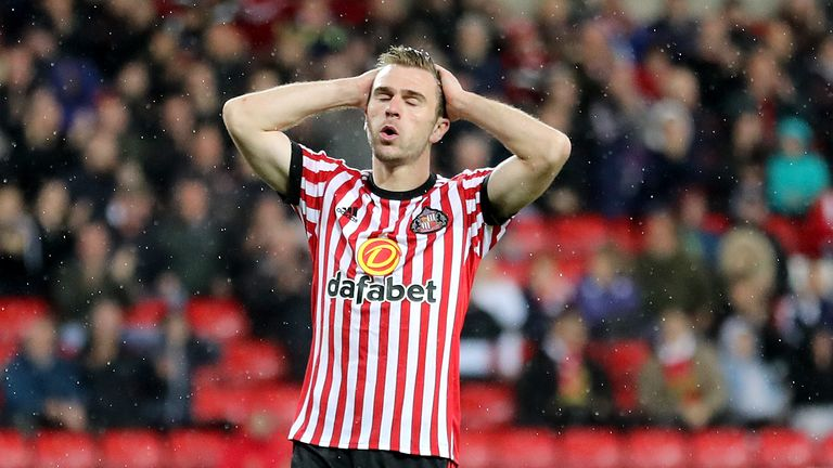 Sunderland are being tipped to go down by the Sky Sports predictor