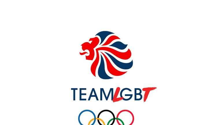 Team GB is becoming Team LGBT on Wednesday to mark Rainbow Laces Day