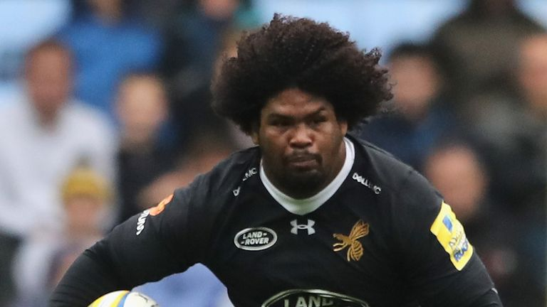 Wasps Star Suspended After Failing Drugs Test