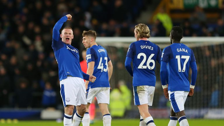 Everton have shown signs of improvement under Sam Allardyce