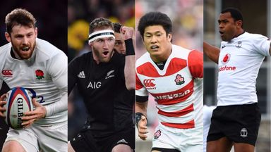 We take a look at the changing landscape of world rugby