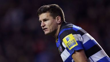 Freddie Burns scored all but five of his side's 22 points in Reading