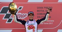 Marquez clinches fourth title