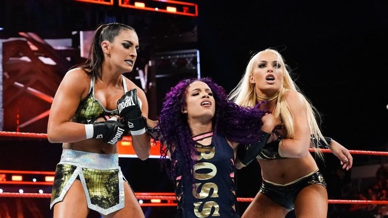 WWE Announces First Ever Women's Royal Rumble Match For Next Month's PPV