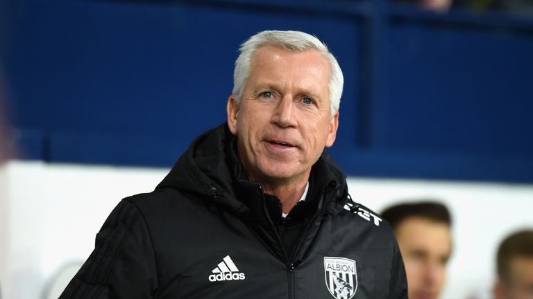 Pardew admits they need to start turning draws into wins, starting against Swansea
