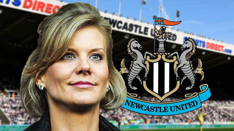 Businesswoman Amanda Staveley is closing in on a deal to buy Newcastle United, Sky Sports News understands