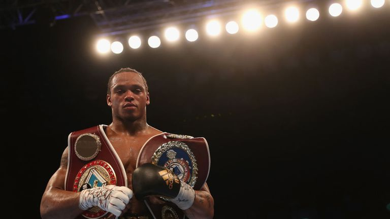 Anthony Yarde is highly rated with the WBO
