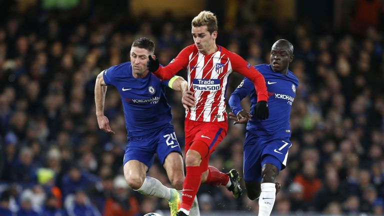 Antoine Griezmann has been routinely linked with a move away from Atletico