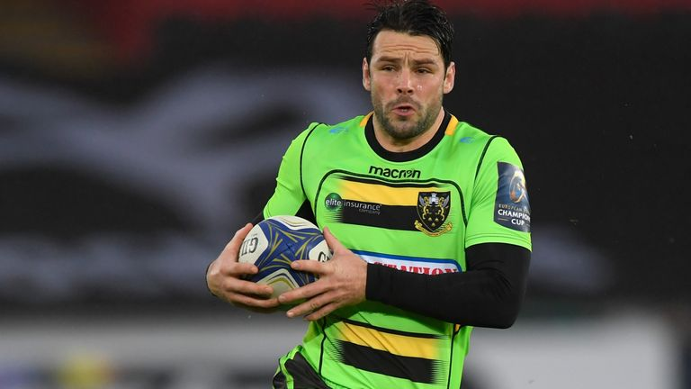 Ben Foden will make his 250th and final appearance for Saints on Saturday