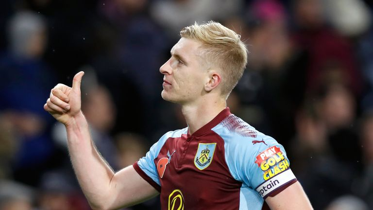 Ben Mee was encouraged by Burnley's performance at Crystal Palace despite suffering another defeat