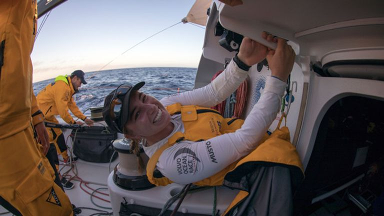 Photo by Sam Greenfield/Volvo Ocean Race