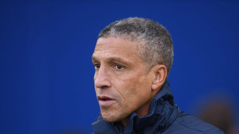 Brighton boss Chris Hughton is among previous BEDSA award winners