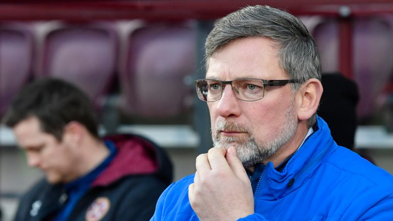 Hearts manager Craig Levein has hit back at Celtic boss Brendan Rodgers