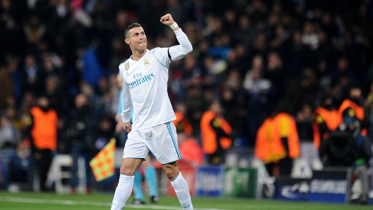 Cristiano Ronaldo became the first player to score in all six group games