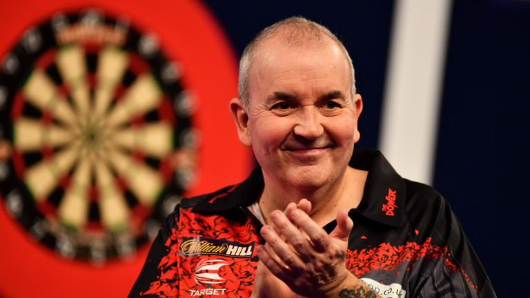 Taylor was spotted by Eric Bristow playing county darts for Staffordshire