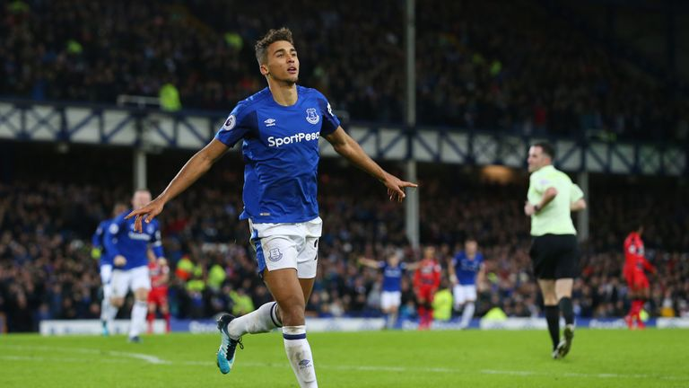 Dominic Calvert-Lewin needs help up front at Everton, says Paul Merson