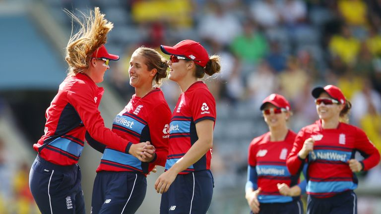 England Women to play in T20I tri-series in India in March ...